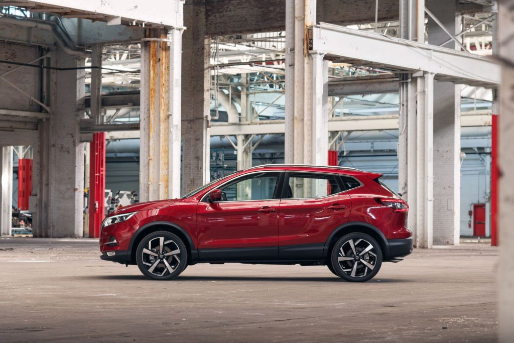 Nissan's 2020 Qashqai starts at $21,498 in Canada