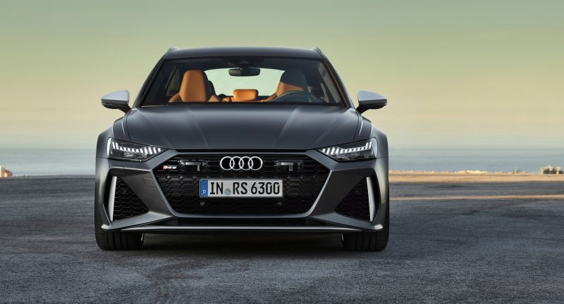The new RS6 Avant is the ultimate expression of a high performance Audi
