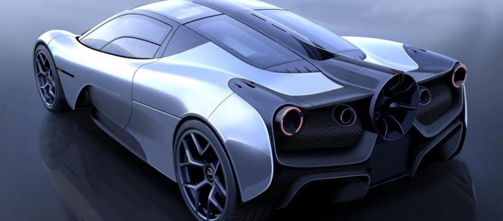 GMA T50 first look: Gordon Murray's F1 successor coming with 700 hp, fan car tech