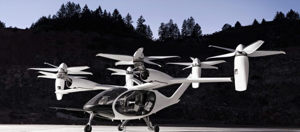 Toyota looks to the skies with $349M investment in Joby Aviation VTOL aircraft