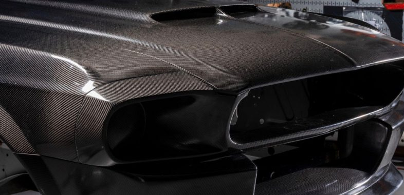 Classic Recreations carbon fiber Ford Mustang Shelby GT500CR